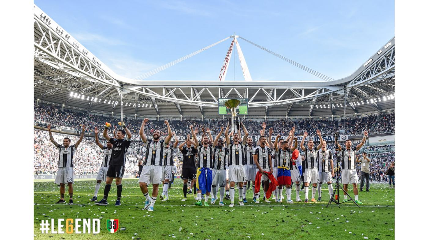 «Ювентус» разгромил Кротоне в14-м туре чемпионата Италии пофутболу